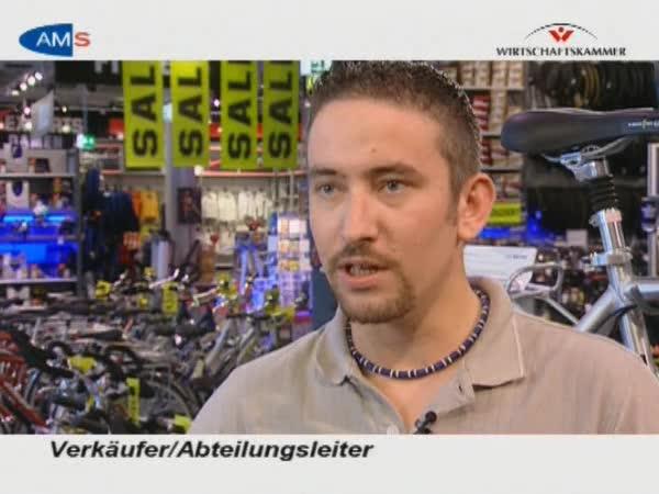 Einzelhandelskaufmann/-frau - Schwerpunkt Sportartikel