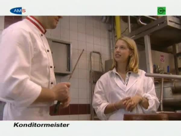 KonditorIn (ZuckerbäckerIn)