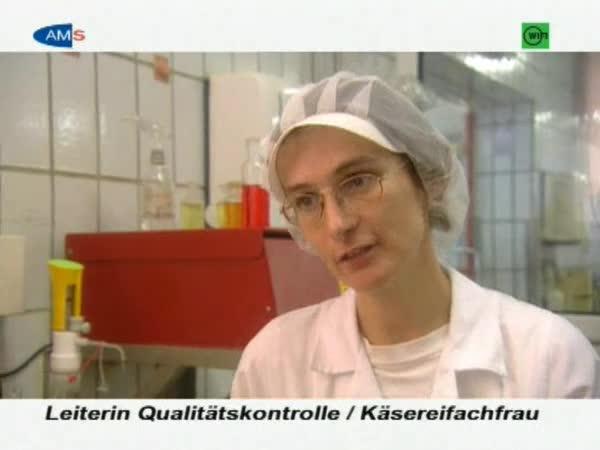 FacharbeiterIn Molkerei- und Käsereiwirtschaft