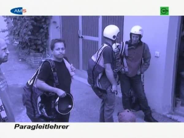 Drachenflug- und ParagleiterlehrerIn