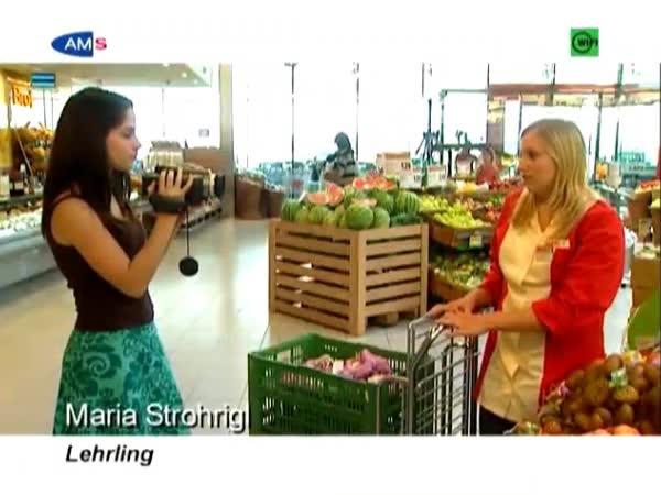 Einzelhandelskaufmann/-frau - Schwerpunkt Lebensmittelhandel