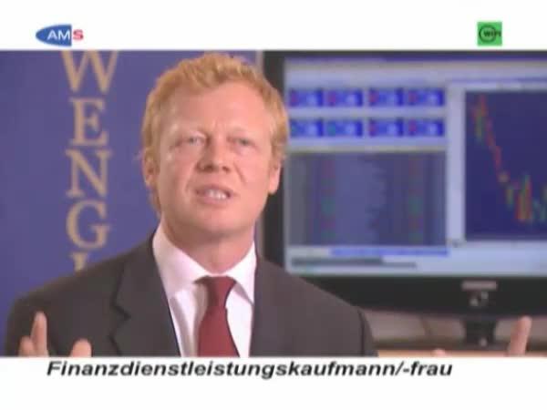 Finanzdienstleistungskaufmann/-frau