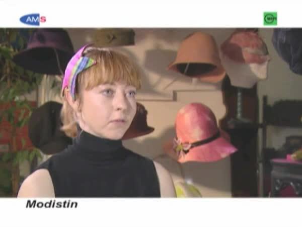 BekleidungsgestalterIn - Hauptmodul ModistIn und HutmacherIn