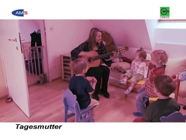 Tagesmutter/Tagesvater