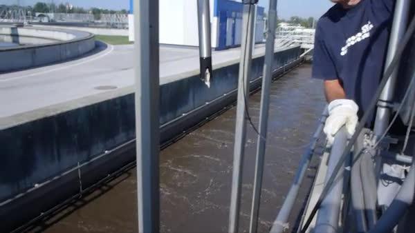 Entsorgungs- und Recyclingfachmann/-frau - Abwasser