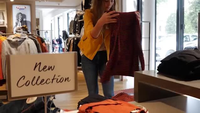 Einzelhandelskaufmann/-frau - Schwerpunkt Textilhandel