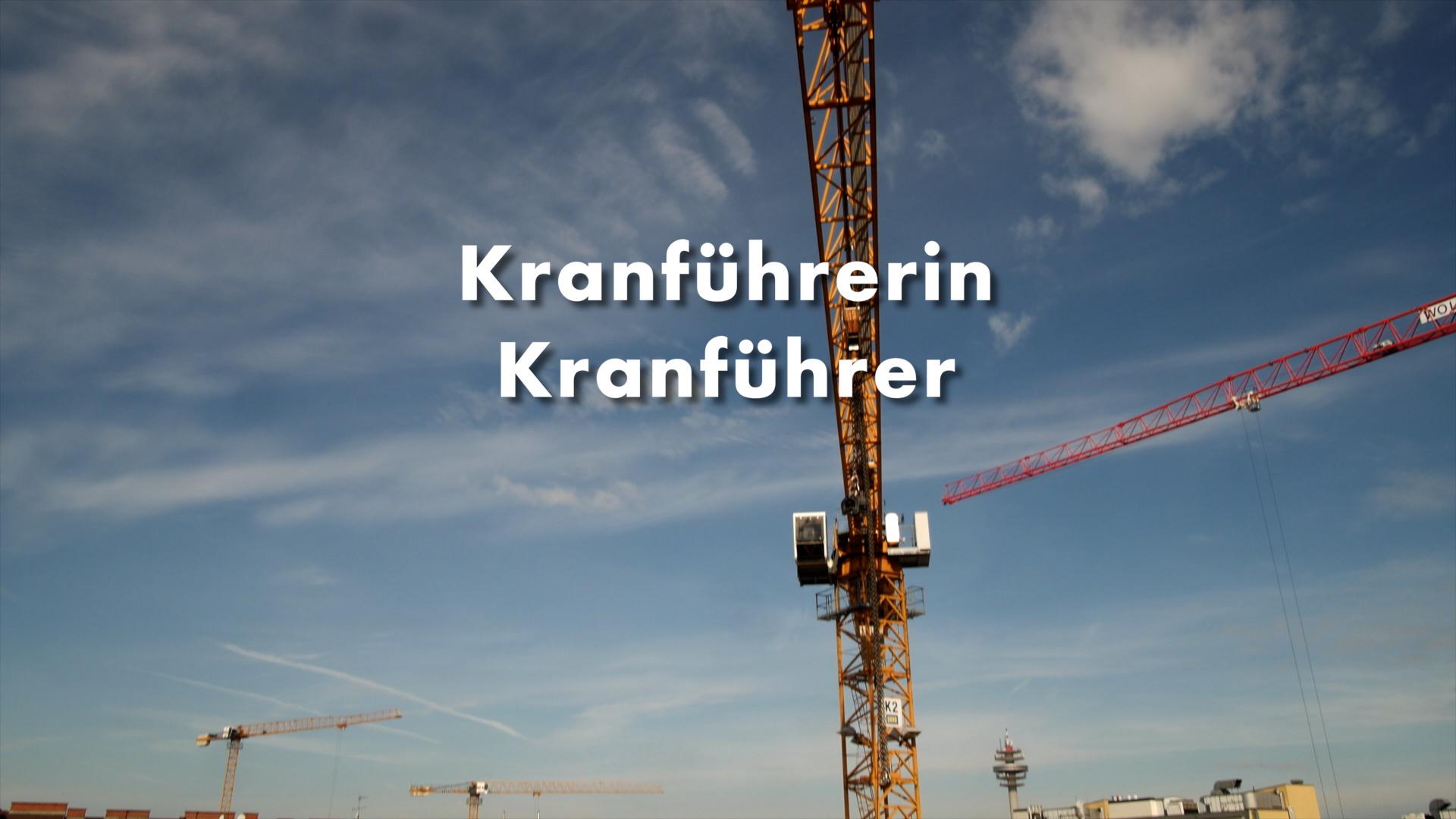 KranführerIn