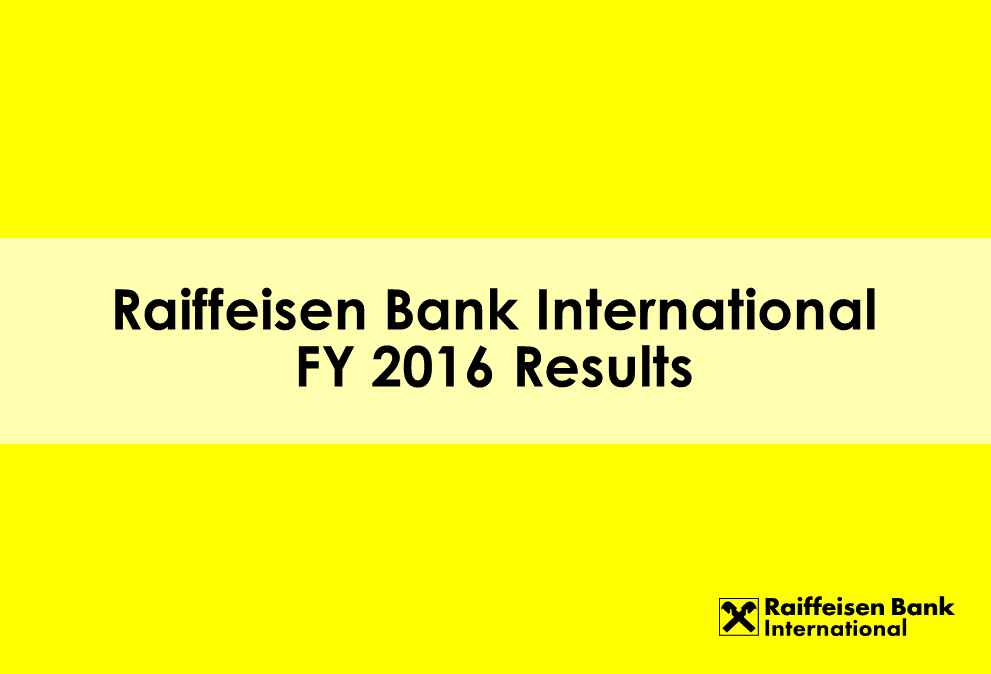 RBI FY 2016 Results