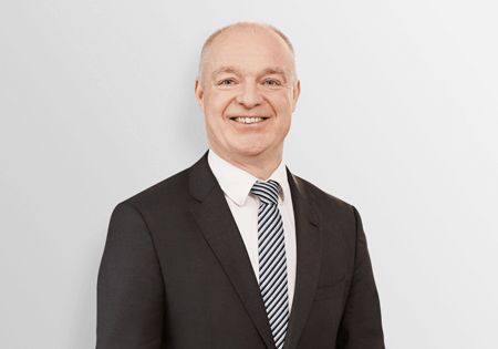 Dipl.-Ing. Dr. Peter Schwab, MBA, Leitung der Metal Forming Division