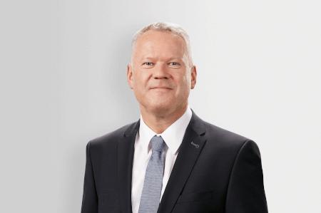 Dipl.-Ing. Dr. Franz Kainersdorfer, Leitung der Metal Engineering Division