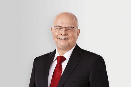 Dipl.-Ing. Franz Rotter, Leitung der High Performance Metals Division