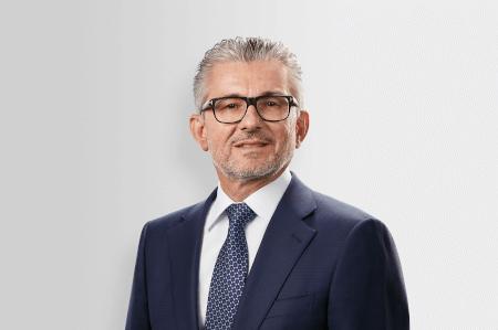 Dipl.-Ing. Herbert Eibensteiner, Leitung Steel Division