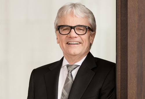 Wolfang Eder, Vorstandsvorsitzender der voestalpine AG