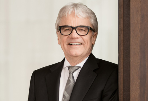 Dr. Wolfang Eder, Vorstandsvorsitzender der voestalpine AG